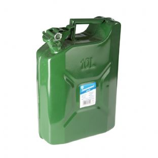Silverline 563474 10ltr Jerry Can